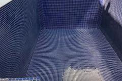 Midnight blue 4.8m x 2.48m Pool