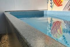 Rectangular Plunge Pool